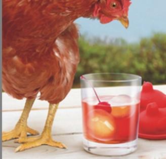 母鸡下蛋硅胶冰模 硅胶冰模生产厂家