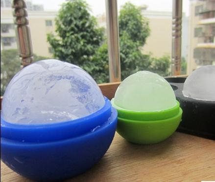 硅胶冰球 植树节礼品 低碳环保