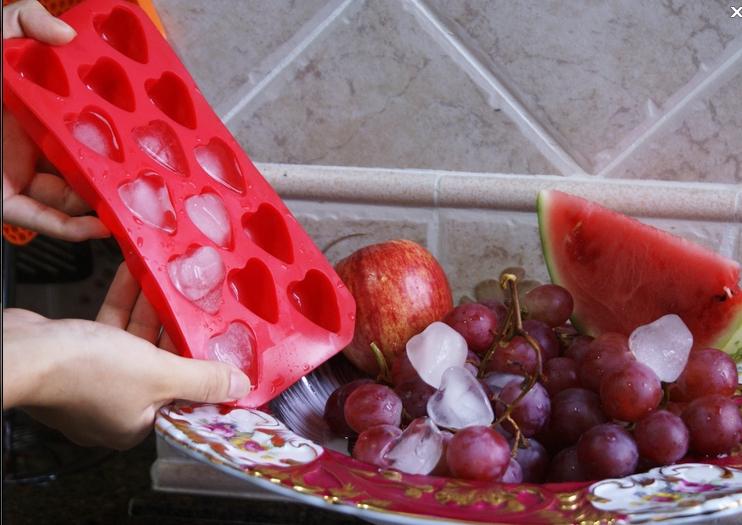 连锁餐厅硅胶冰模
