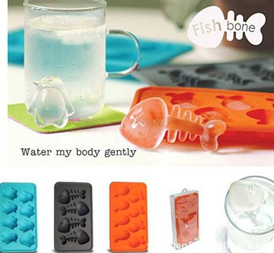 硅胶动物冰格